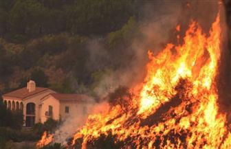 """""""توماس"""" ثالث أكبر حريق في تاريخ كاليفورنيا"""