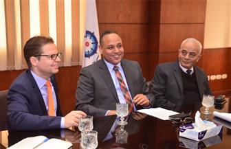 أكاديمية البحث العلمي تناقش مع خبراء منظمة الوايبو تحسين ترتيب وضع مصر في مؤشر الابتكار العالمي