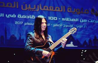 عماد حمدى: التكريم يعطى دفعة قوية للفنان