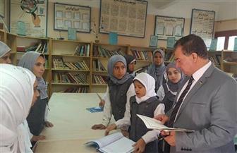 إحالة مديرة مدرسة ومعلمتين للتحقيق بسبب عدم انضباط العملية التعليمية بالفيوم