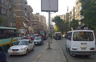 تحويلات المرورية بشارع السودان لتنفيذ الخط الثالث من المترو
