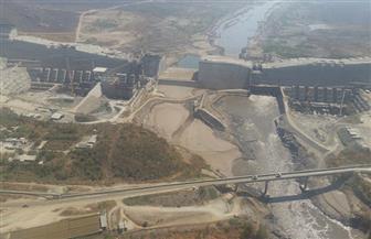"""كابوس """"النهضة"""" يؤرق المصريين.. توقعات بتخزين مياه النيل يونيو المقبل.. وكهرباء السد تزداد 450 ميجاوات"""