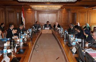 عبدالغفار: لجنة لتقييم المراكز البحثية وتوحيد إجراءات المرافق لأعضاء الهيئة | صور