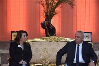 غادة والي: خطة جديدة في بنك ناصر لتمويل المشروعات الصغيرة