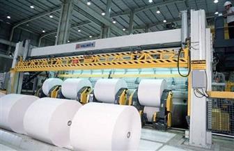 مصطفى عبيد: صناعة الورق المحلية توفر 500 مليون دولار سنويا وتحافظ على استثمارات بـ 50 مليار جنيه