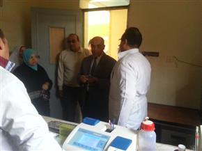 """إحالة 12 طبيبًا بوحدة صحة """"محلة زياد"""" فى الغربية للتحقيق   صور"""