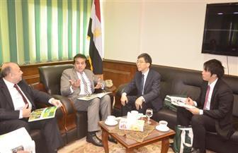 وزير التعليم العالى يؤكد دعم علاقات التعاون بين مصر واليابان فى مجال العلوم والابتكار | صور