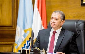 محافظ كفرالشيخ: تشكيل لجنة لحصر مشكلات ومعوقات محطات الصرف الصحي