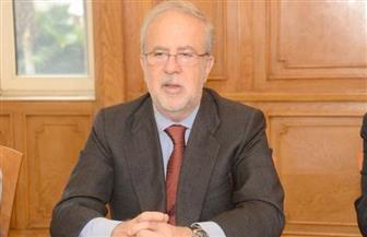 سفير إسبانيا بالقاهرة يؤكد دعمه الأهلي في مباراته أمام أتلتيكو مدريد