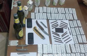تنفيذ 2756 حكما قضائيا وضبط 21 قطعة سلاح و14 قضية مخدرات بالغربية