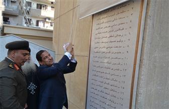 محافظ الغربية من كنيسة مارجرجس: الإرهاب لا يفرق بين دين أو عرق وهدفه نشر الفوضى | صور