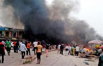 صحيفة ليبية: مقتل وإصابة 12 شخصا في تفجير انتحاري جنوب شرق طرابلس