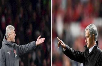 أرسنال بالقوة الضاربة أمام مانشستر يونايتد في غياب النني