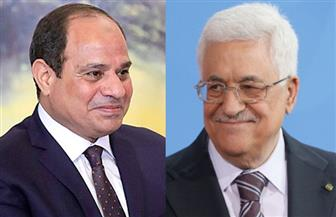 عباس يهاتف السيسي  لبحث احتمال اعتراف واشنطن بالقدس عاصمة إسرائيل