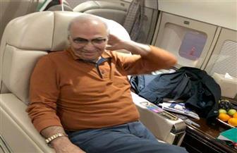 أحمد شفيق يقيم بفندق بالقاهرة  لحين تجهيز منزله