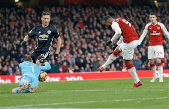 دى خيا يقود مانشستر يونايتد للفوز على أرسنال بقمة الدورى الإنجليزى