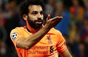 """محمد صلاح يكتسح تصويت """"كاف"""" لجائزة أفضل لاعب بإفريقيا لعام 2017"""