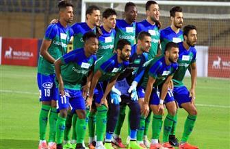 مصر المقاصة يفوز على الإنتاج الحربي بثلاثية في الدوري
