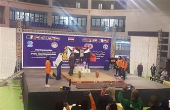 هبة صالح تحصد 3 ذهبيات في البطولة العربية الأفروآسيوية لرفع الأثقال