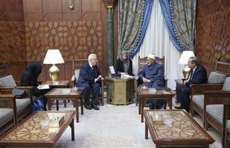 سفير كرواتيا بالقاهرة: الأزهر يحمل رسالة عالمية للسلام بين جميع الأديان
