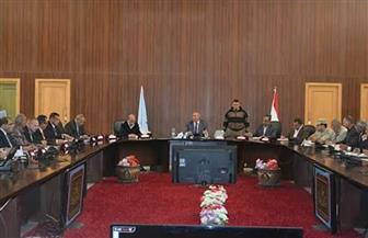 محافظ البحر الأحمر يفتتح المجلس التنفيذي للمحافظة | صور