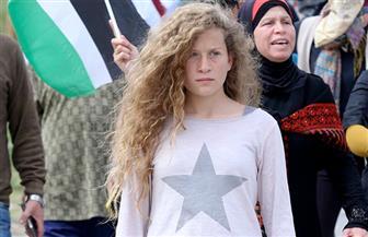 جيش الاحتلال الإسرائيلي: سجن عهد التميمى 8 أشهر