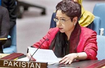 """مندوبة باكستان بـ""""الأمم المتحدة"""": الإعلان الأمريكي بشأن القدس يؤذى العدالة"""