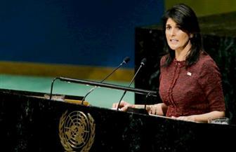 نيكي هايلي: العلاقات متوترة مع موسكو ولن ترحل قواتنا من سوريا إلا بعد تحقيق هذه الأهداف