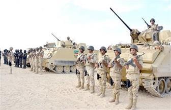 القوات المسلحة تصدر البيان رقم 22 لنتائج العملية سيناء 2018| فيديو