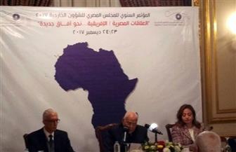 مساعد وزير الخارجية: لا بد من اتباع سياسات جديدة فى التعامل مع إفريقيا