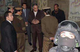 مدير أمن الفيوم يشدد على حسن معاملة المواطنين في التمركزات الأمنية  صور
