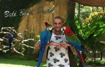 أحمد الفيشاوي يقضي إجازة رأس السنة في بالي