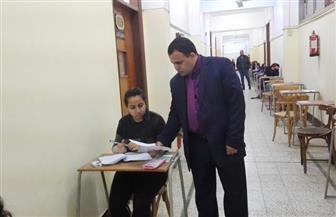 8 آلاف و728 طالبًا وطالبة يؤدون امتحانات الفصل الأول بتربية أسيوط | صور