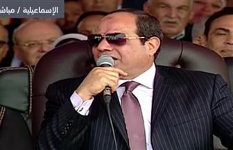 """السيسي يعلن تفاصيل مدينة """"بئر العبد"""" الجديدة باستثمارات 100 مليار جنيه"""