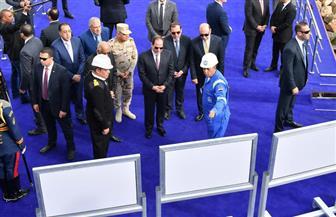 رسالة الرئيس السيسي من القناة: كلنا مستعدون للتضحية.. ولا أحد يستطيع المساس بأرض مصر