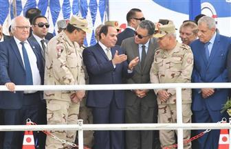 حزب المؤتمر يشيد بالقوات المسلحة في إنجاز مشروعات القناة وإنهاء عزلة سيناء