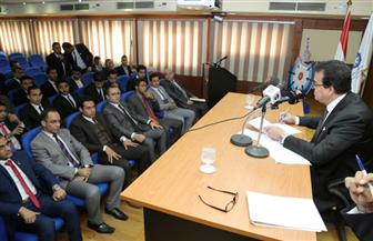 وزير التعليم العالي يجتمع مع رؤساء اتحاد طلاب الجامعات.. ويؤكد: لا قيود على حرية الرأي|صور