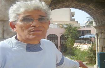 """محمد عفيفي مطر شاعر """"الجوع والقمر"""""""