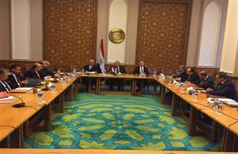 وزير الخارجية يرأس اجتماع مجلس إدارة الوكالة المصرية للشراكة من أجل التنمية | صور