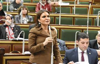 وزيرة الاستثمار: القروض التى أبرمتها الوزارة تمثل 7% فقط من إجمالي الدين العام
