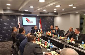 """""""دعم مصر"""" يبحث تطوير أداء الائتلاف ودعم الرئيس السيسي خلال الفترة المقبلة"""