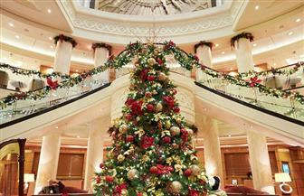 احتفالات الكريسماس تعود للبحر الأحمر بعد سنوات عجاف | صور