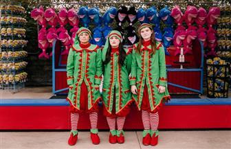 21 صورة رائعة من احتفالات الكريسماس في أمريكا