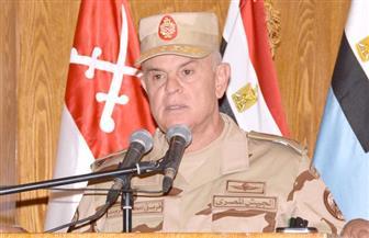 رئيس الأركان: الانتخابات مشهد حضارى يدل على الاستقرار والأمن بمصر