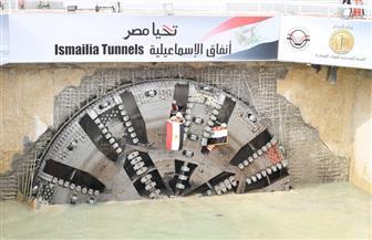عبدالمعز: مشروع الأنفاق يؤكد حرص الدولة على تنمية سيناء والقطاع الخاص شريك في التنمية