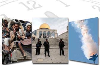 تحطم طائرة.. حريق بكنيسة.. انهيار الحوثيين.. جواتيمالا تنقل سفارتها إلى القدس.. بنشرة الثالثة