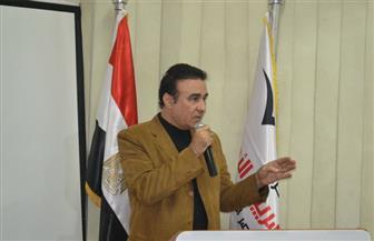 """طارق الدسوقي رئيسا للجنة الإعلام والثقافة بـ""""المصريين الأحرار"""""""