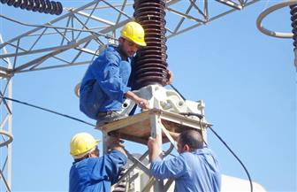 فصل التيار الكهربائي عن عدة مناطق بمدينة رأس غارب