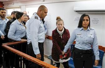 """النيابة العامة الإسرائيلية تطلب توجيه 12 تهمة لـ""""عهد التميمي"""""""