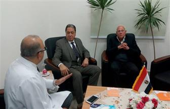 تفاصيل استعدادات محافظة بورسعيد لتطبيق قانون التأمين الصحي الجديد / صور